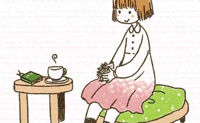 イラスト・漫画、カット