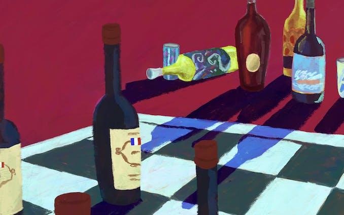 Politico Europe / ワイン製造ブドウ園の規制