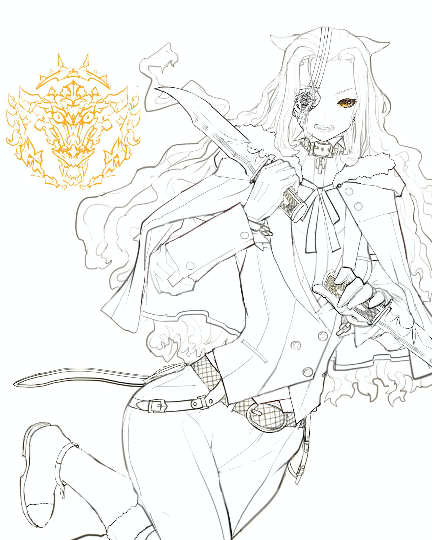 「創作」人狼+探偵の助手-2