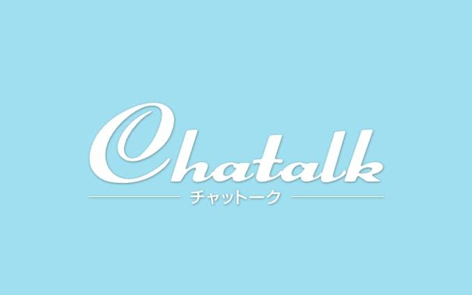 iPhone APP「Chatalk」UI,ロゴデザイン