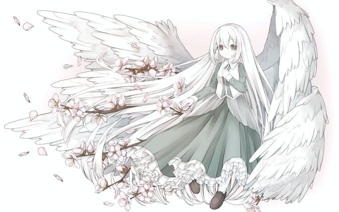 アーモンド天使