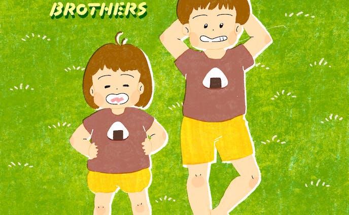 onigiri brothers カットイラスト