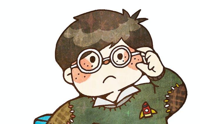 ゆめみる図書館少年