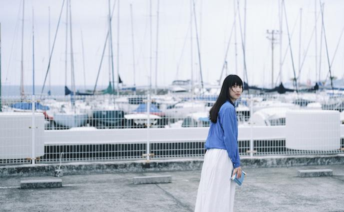 ほぼ日手帳2018[Sky Blue]