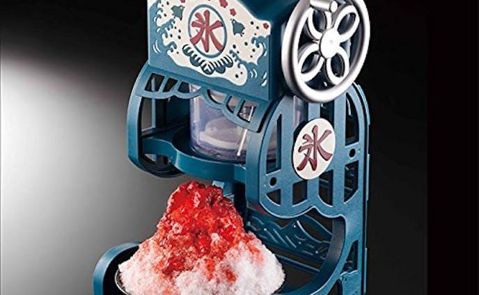 電動本格ふわふわ氷かき器