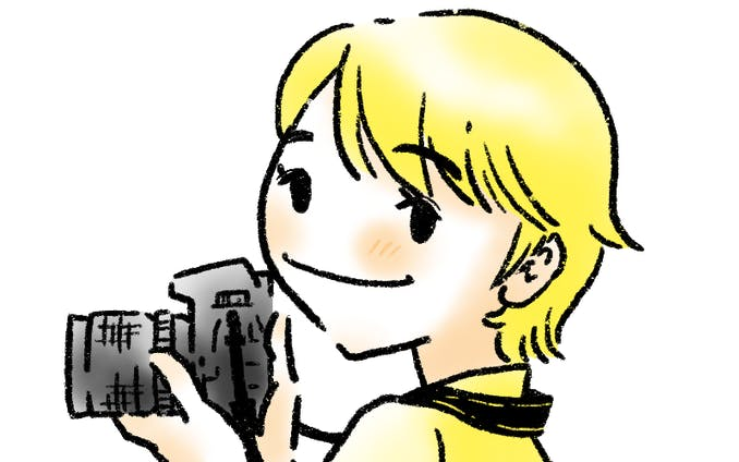 似顔絵イラスト|箱山康子さま