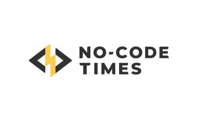 No Code Times ロゴ制作