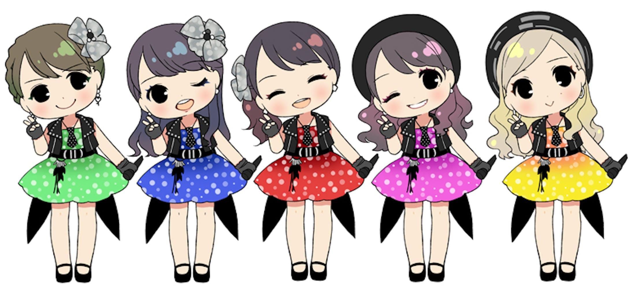 SDキャラクター-3