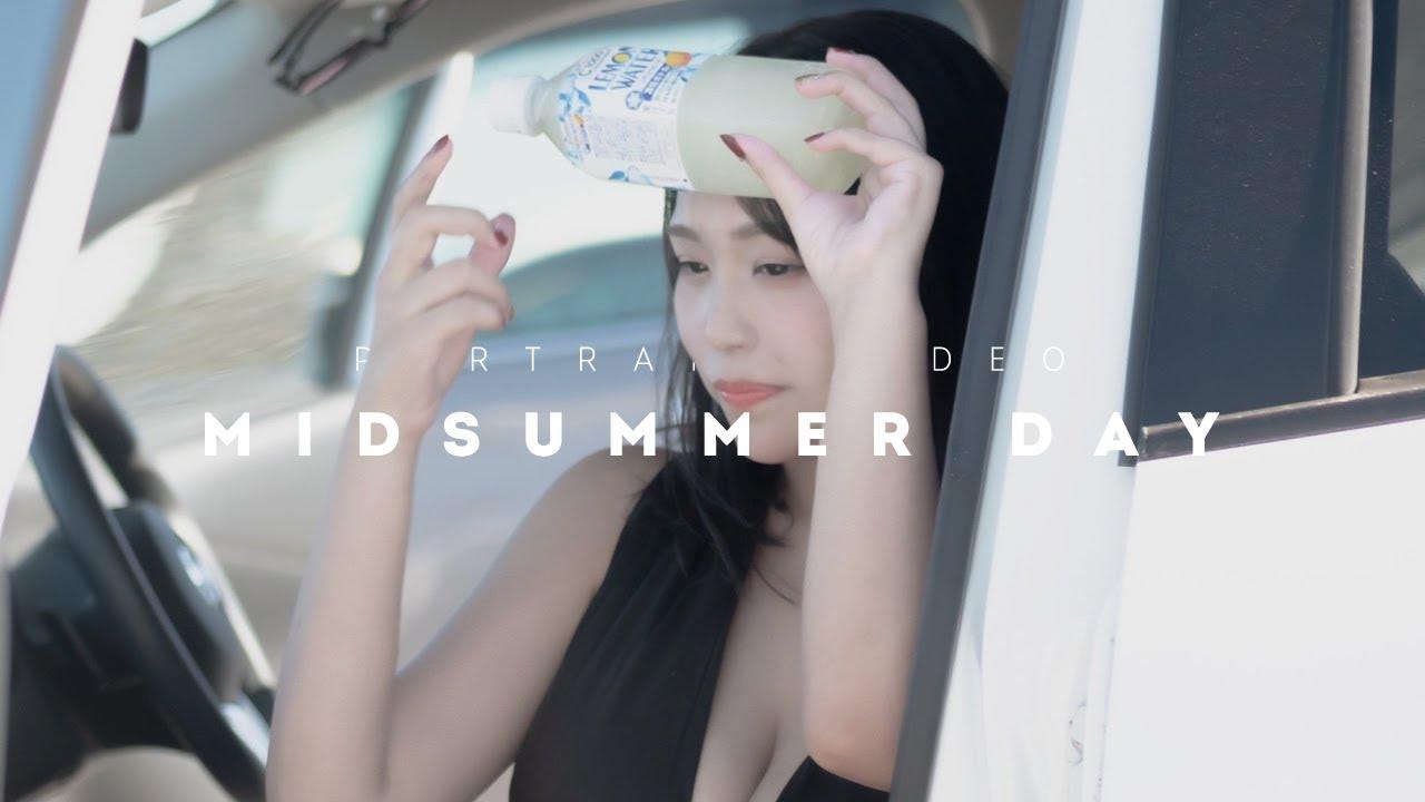 自主制作|MIDSUMMER DAY|PORTRAIT VIDEO|Ibaraki, Japan (Vertical Video)