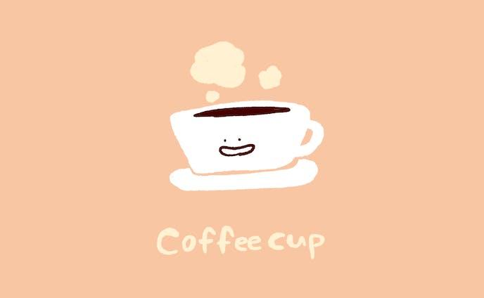 コーヒーカップちゃん