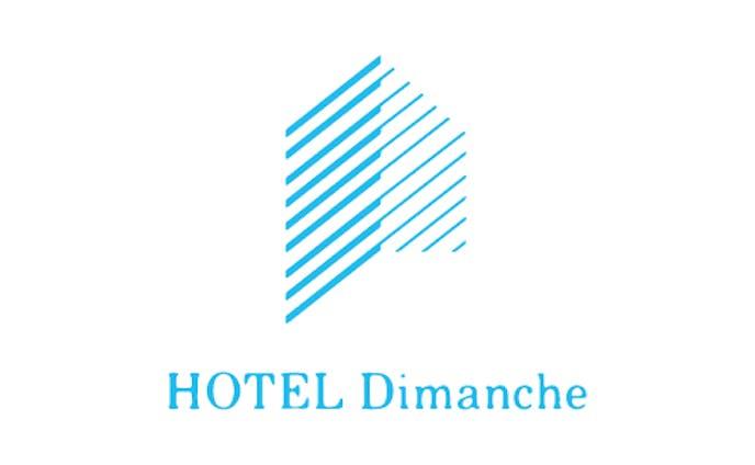 HOTEL Dimanche ブランディングデザイン