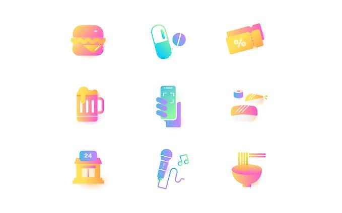 icon - ECアプリのアイコンデザイン