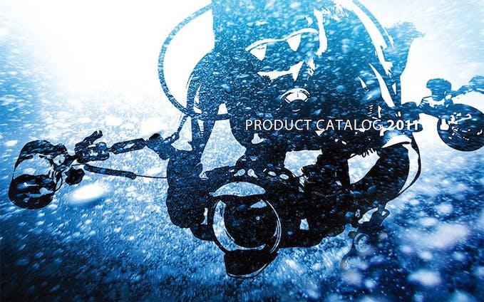 水中カメラ機器SPツール