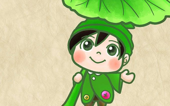 コロボックルのキャラクター