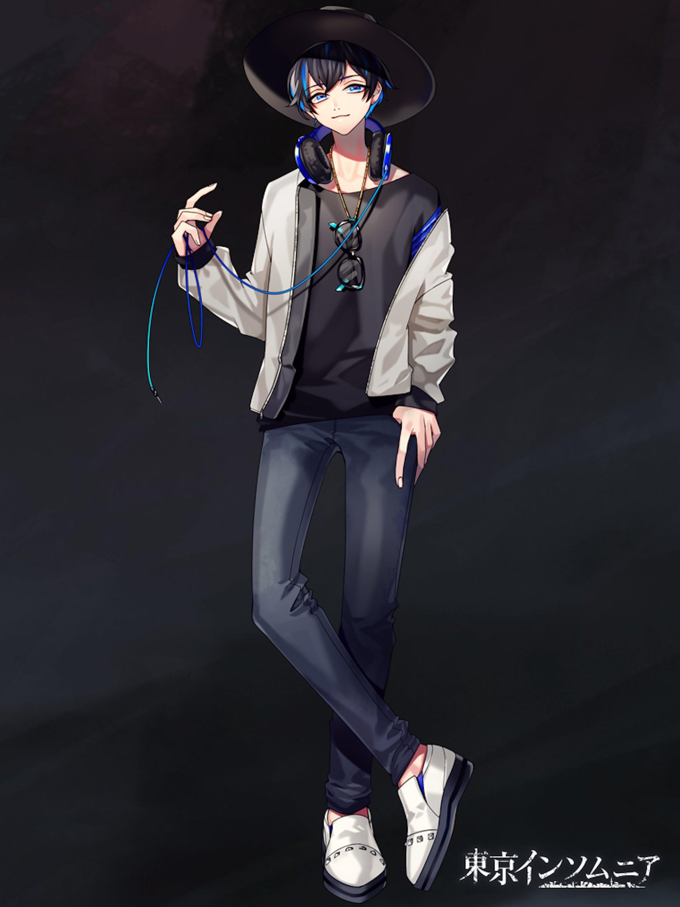立ち絵 男性-6