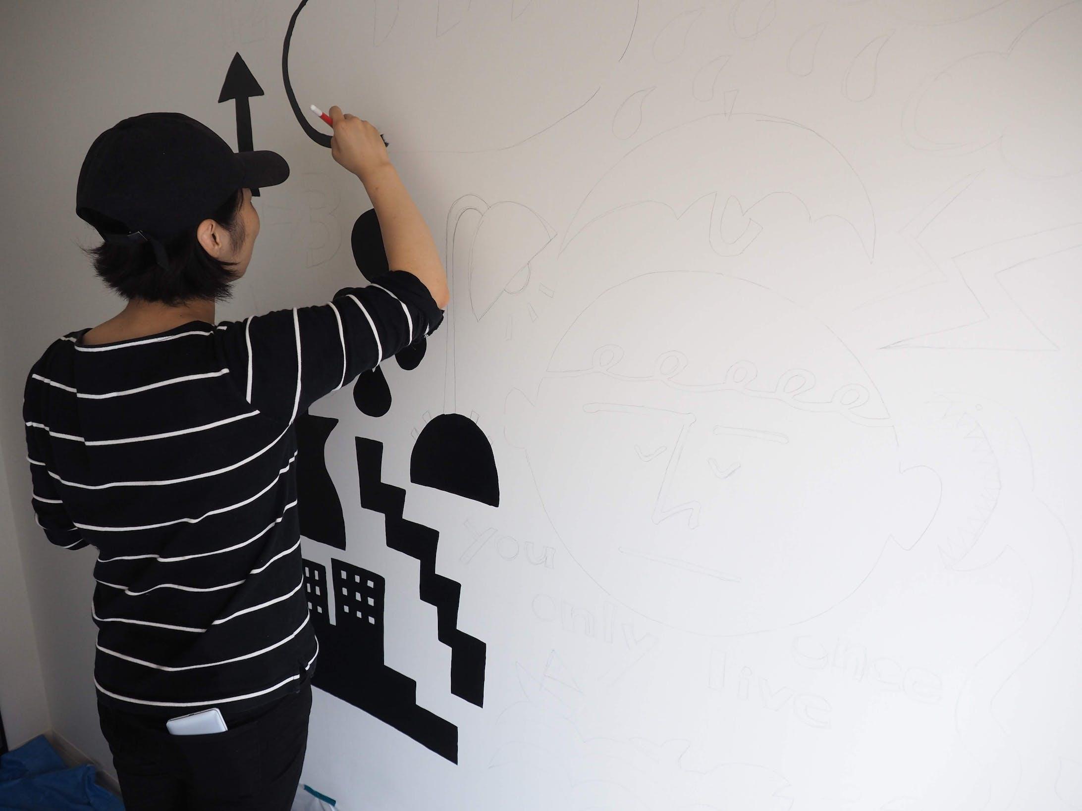 【壁画制作】YOLO BASE-4