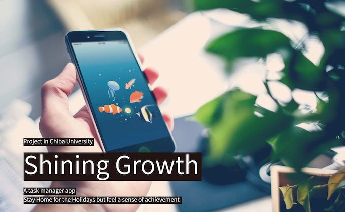 Service|Shining Growth|A task manager app