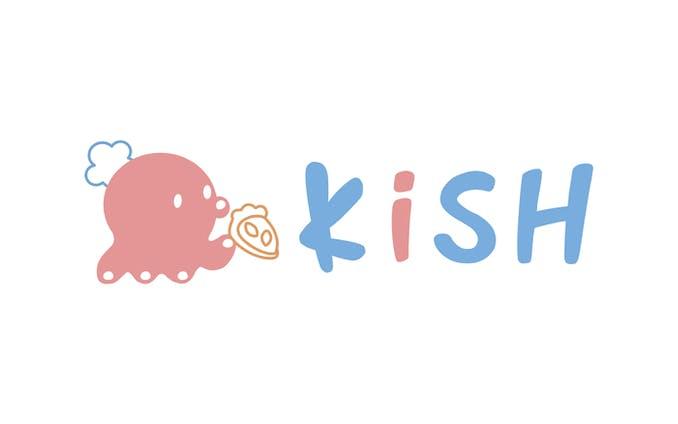 ロゴ・その他広報/グルメサイト「KiSH」