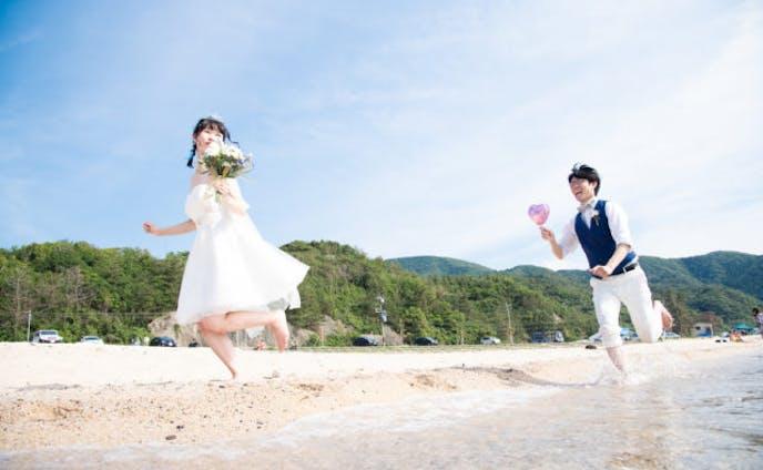 ラブグラフでフォトウエディング!福井の美しすぎる苔寺と海辺でブライダルフォトのススメ♡(Dear Fukui様)