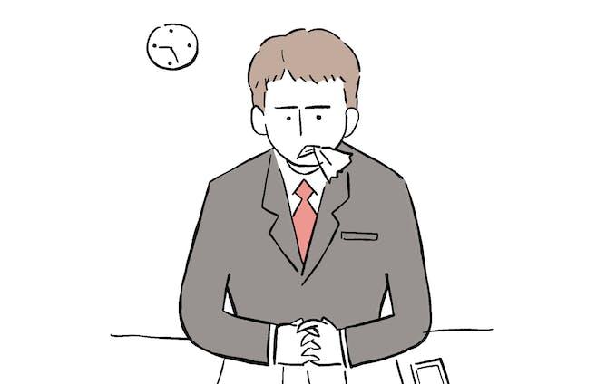 男性たち2(色イラスト・美肌イラスト)