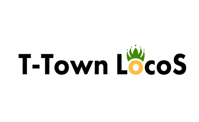 T-Town LocoS ロゴ