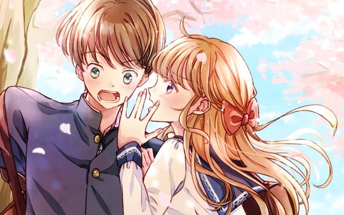 桜と「好き」