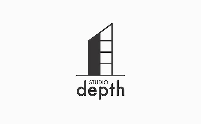 ロゴデザイン/depth