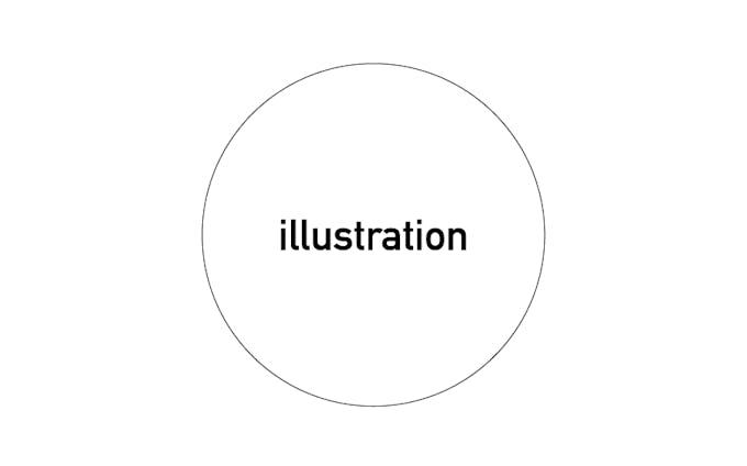 illustration / 筆ぺんアート