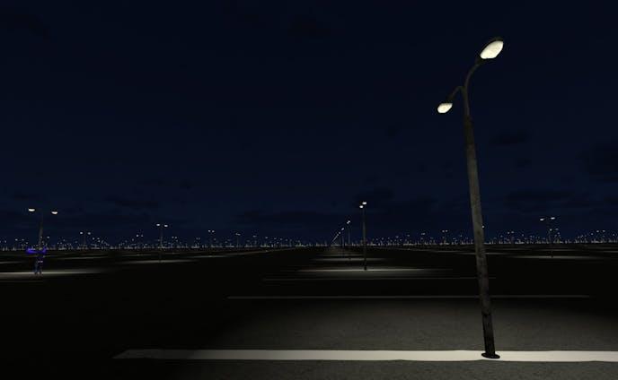 《ワールド制作》Night Parking