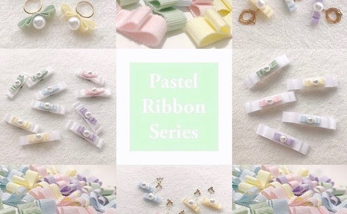"Hitomiiy ""Pastel Ribbon"""