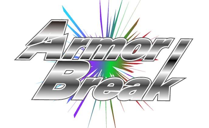 勝手に曲名ロゴ ArmorBreak