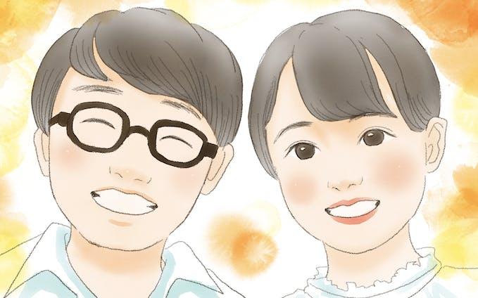 似顔絵(デジタル)