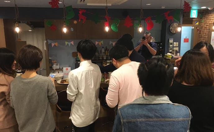 第7回 江戸クリ クリスマス&忘年会
