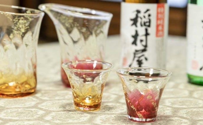 [鳴海醸造店]青森の地酒を、酒器と訪ねて 地酒が教えてくれる一期一会の酒器選び