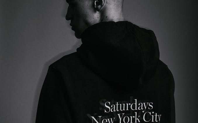 Saturdays NYC x Fragment Design