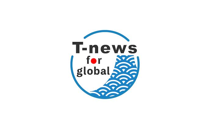 t-news様 ロゴ