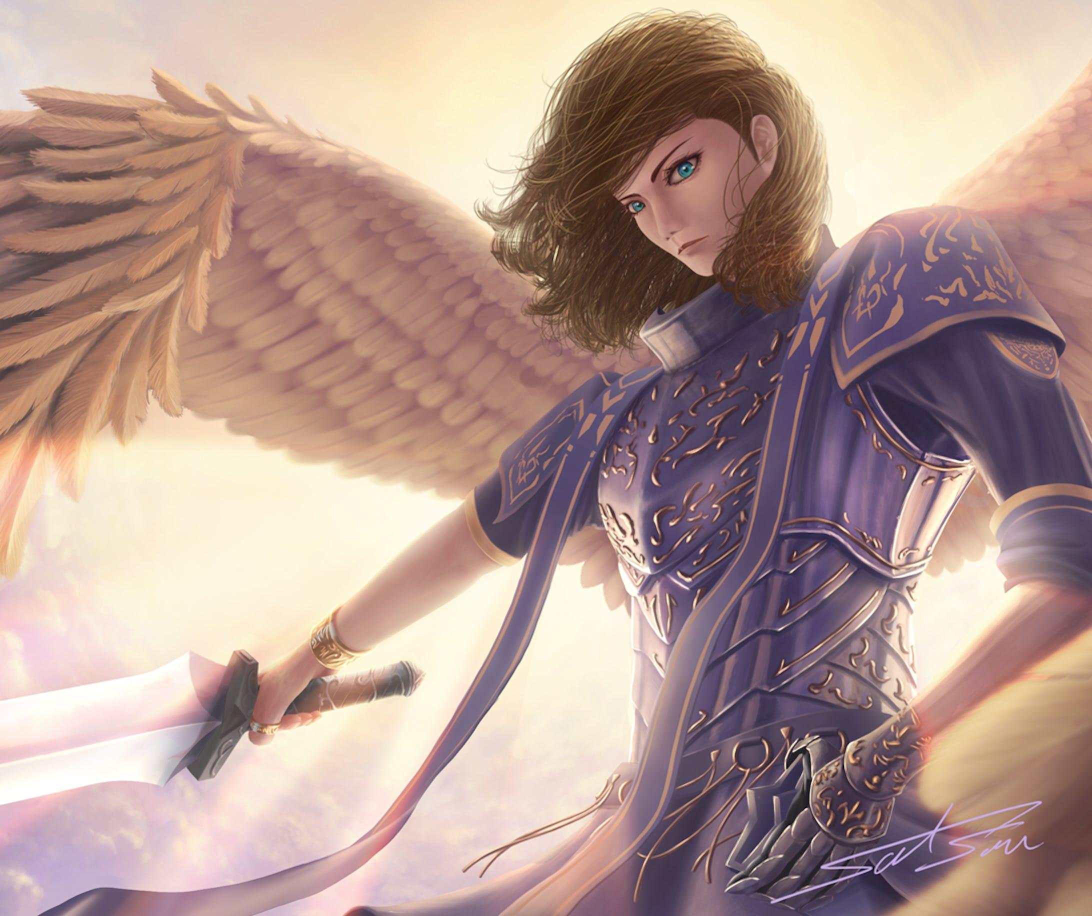 燦爛たる天使-1