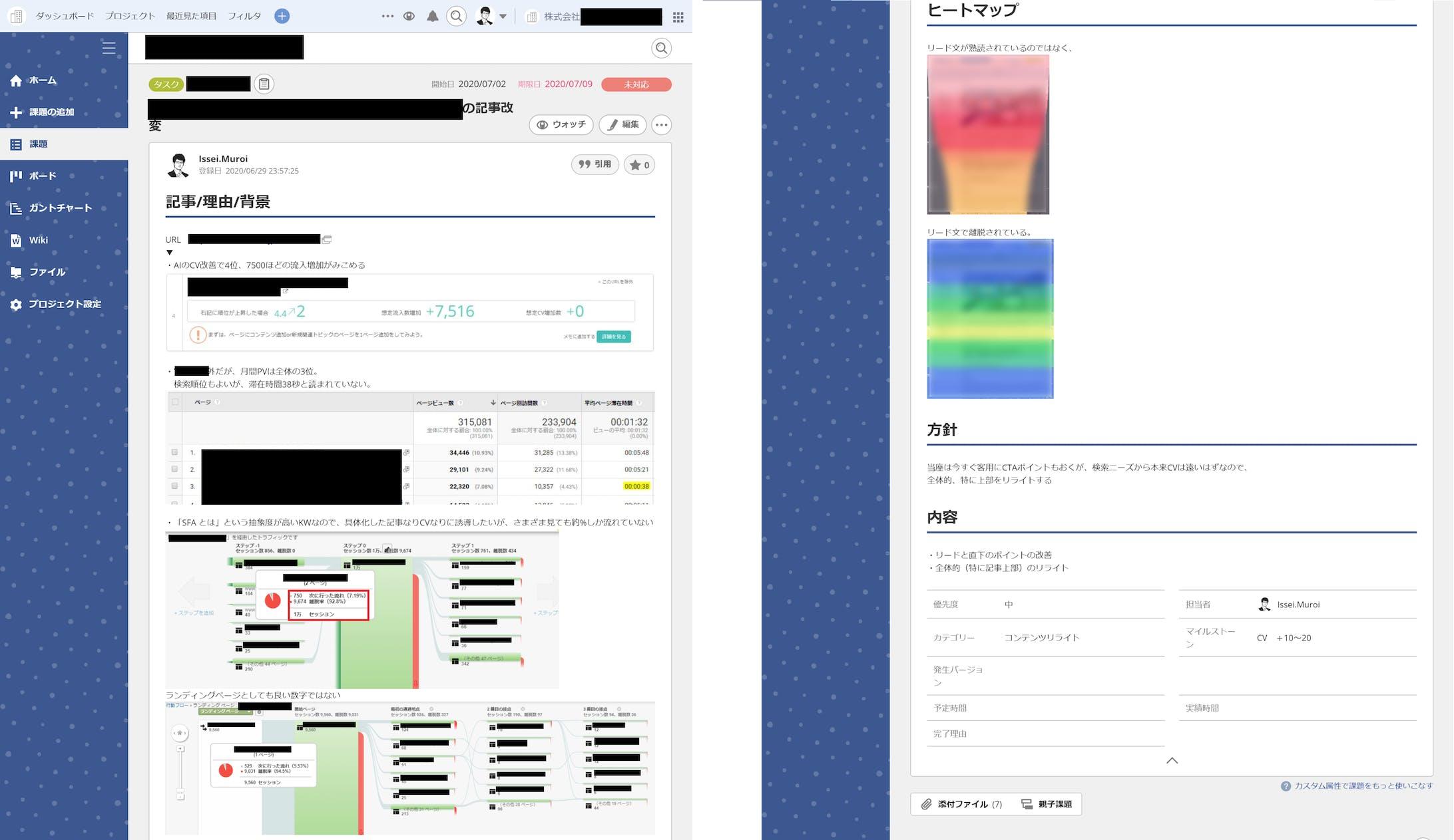 一部上場企業サイトの解析と改善-1