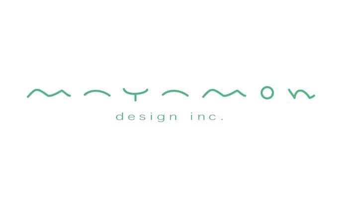 【仮想】MAYAMON design inc. ロゴ