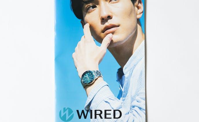 WIRED(セイコー株式会社)