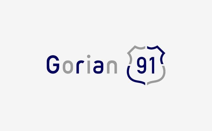 Gorian91 Logo