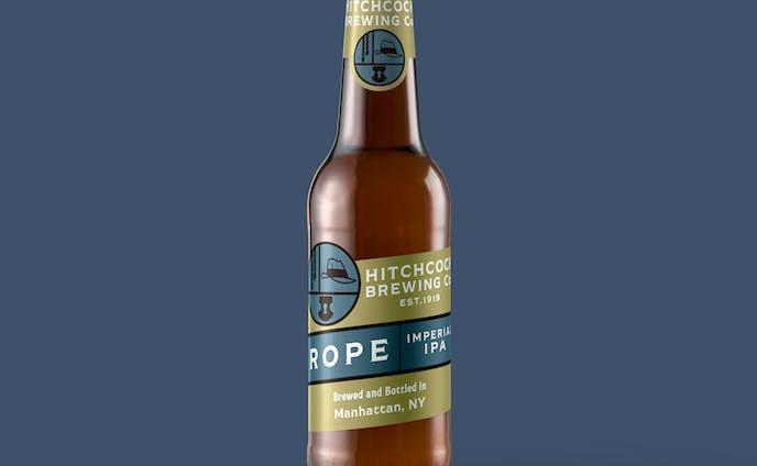 架空のクラフトビール/ロープ