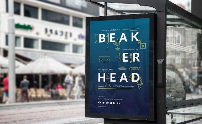 Beakerhead: Festival Rebrand