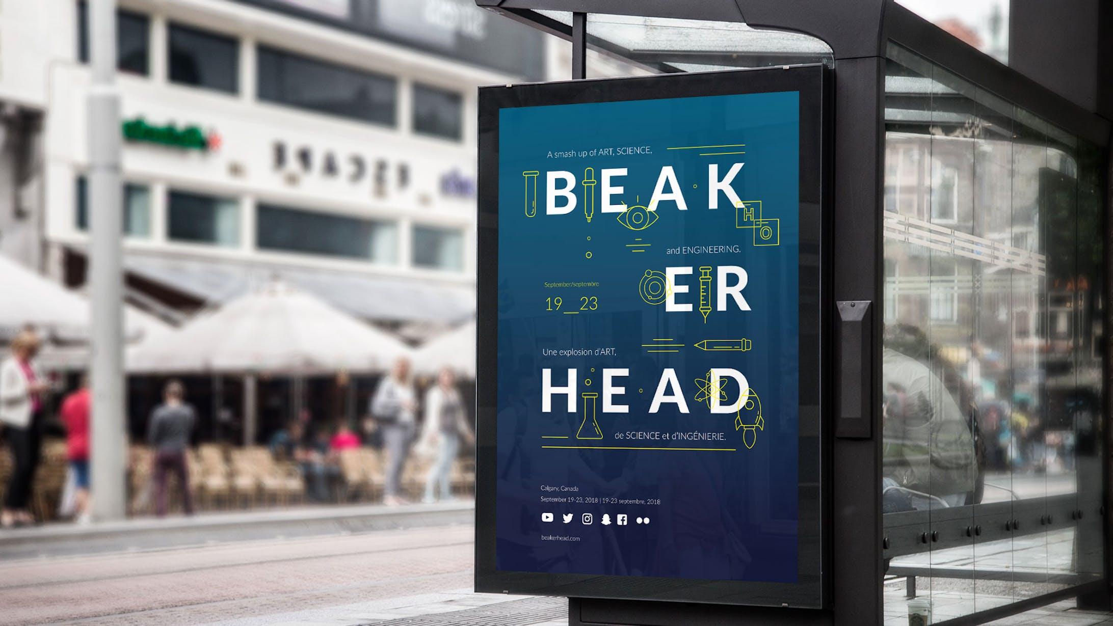 Beakerhead: Festival Rebrand-1