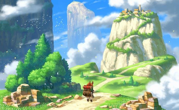 天空の町(2021年)