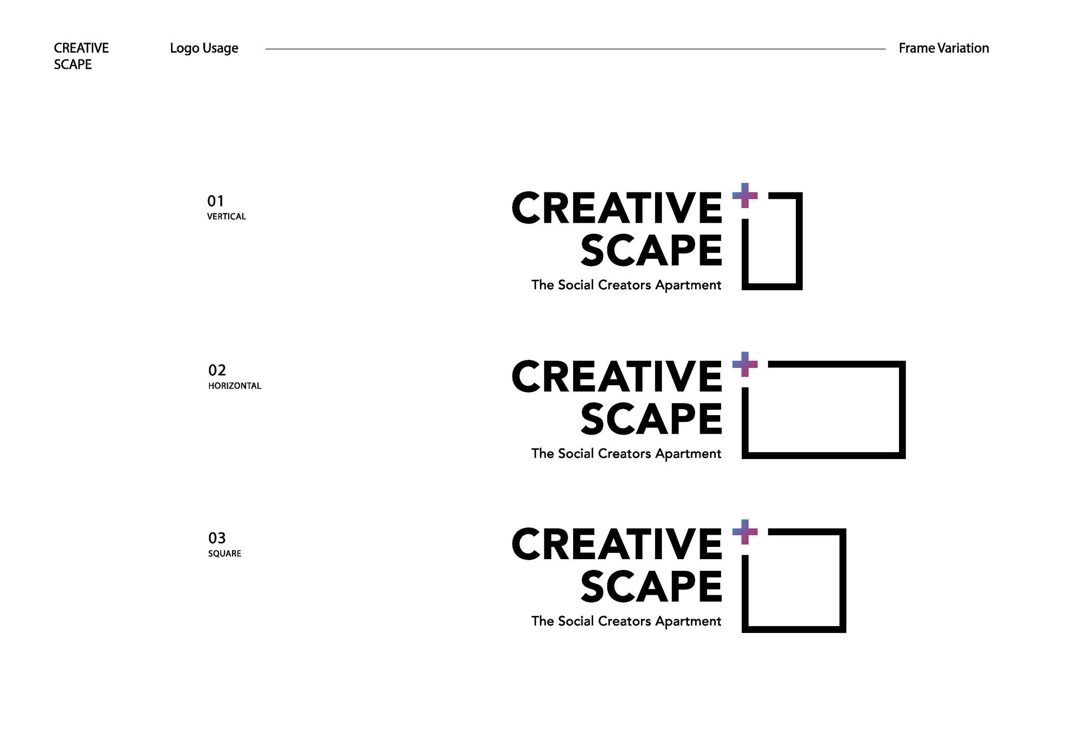 Creative Scape logo design-8