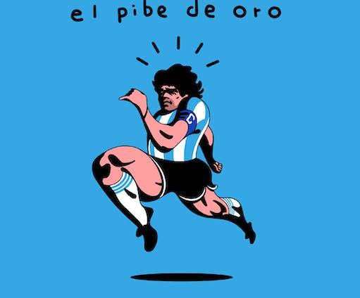 Soccer illustration(digital)