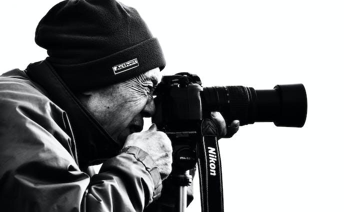 写真家、美容