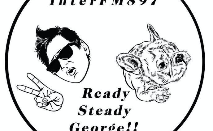 ジョージとフレンチブルドック by Ready Steady George!!