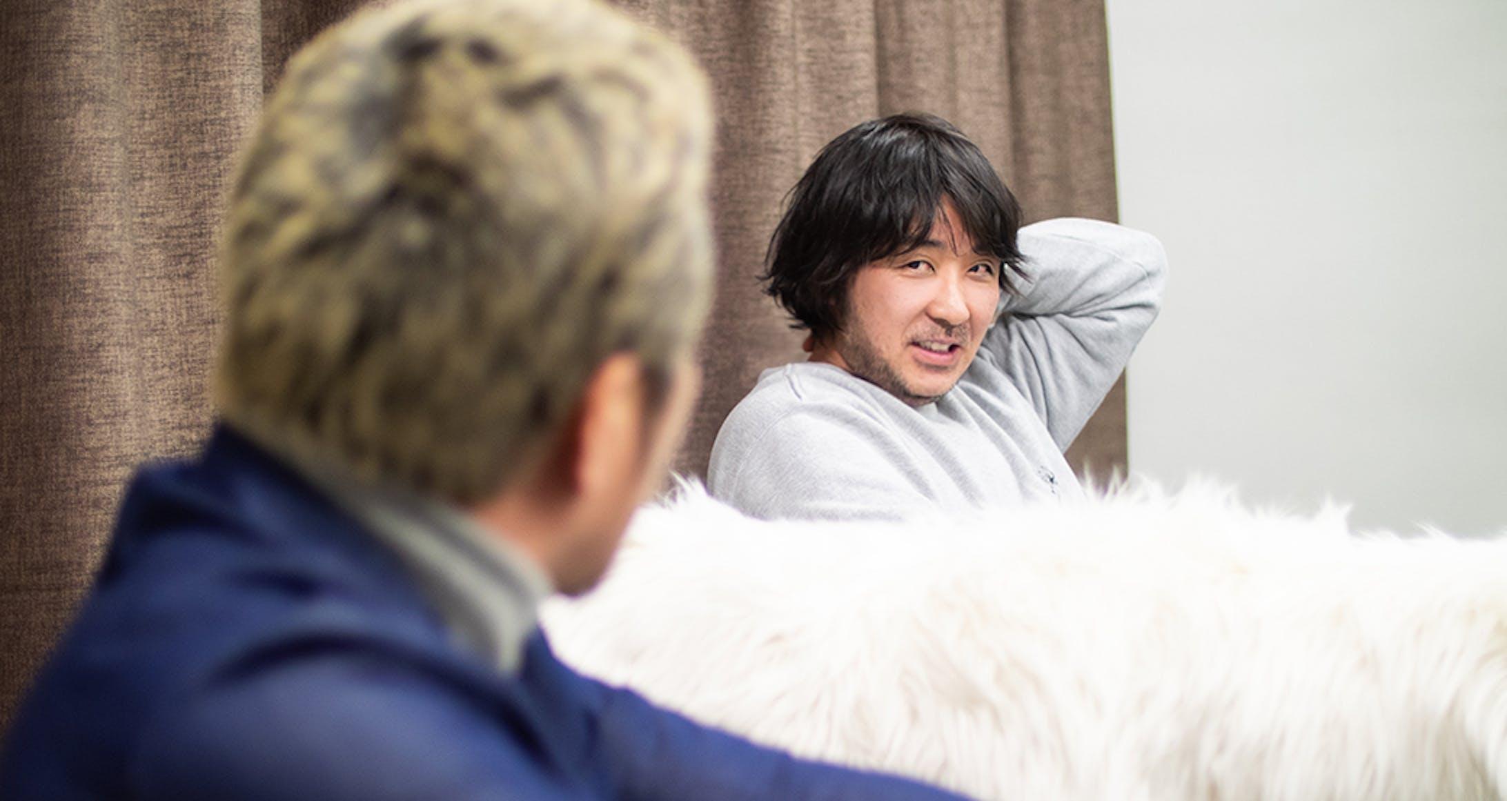 インタビュー撮影-4